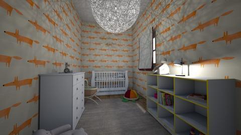 nursery - Kids room  - by crowder51