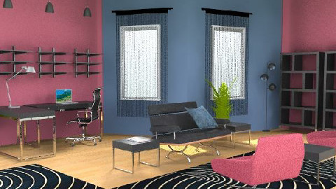 Professionals - Eclectic - Office  - by channing4
