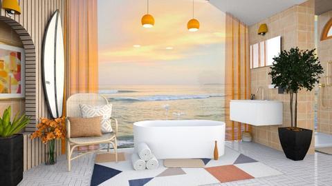 island bathroom 2 - Bathroom  - by hmm22