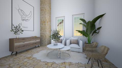 i b i z a  - Modern - Living room  - by Marlisa Jansen