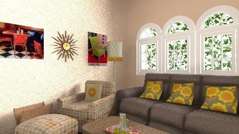 Lounge K - Living room - by sumz78