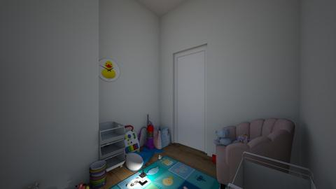 Twin room p2 - Kids room  - by Matthlay015