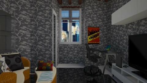 Paris Living Room - Classic - Living room  - by CeeCee_