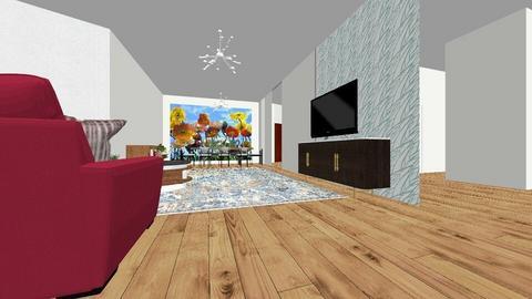 living  - Modern - Living room  - by sam24me2