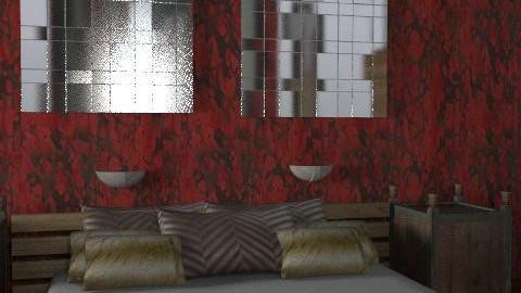 bedroom - Minimal - Bedroom  - by janetski2