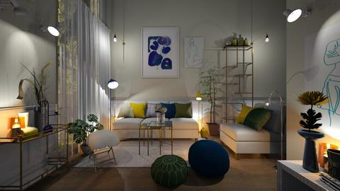 SOFT - Living room  - by zarky