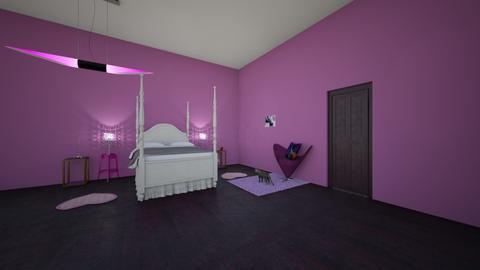 manale - Bedroom  - by lokmane