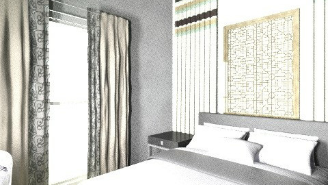 Bedroom - Glamour - Bedroom - by Almas1991