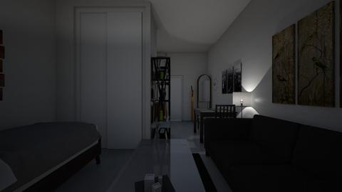 Leo_bedroom - Bedroom  - by leo_peeta
