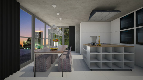Kidi Kitchen - Modern - Kitchen  - by 3rdfloor