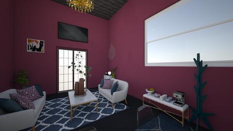 Rosaline entryway - Office - by t harv