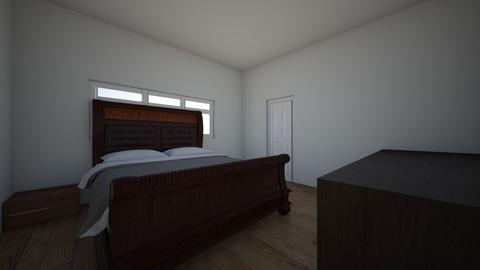 Master1 Bedroom - Classic - Bedroom  - by pranaliaradwad