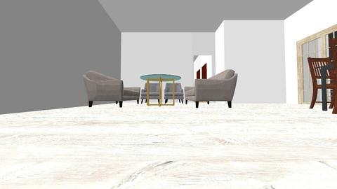 LOL1 - Living room  - by wael maged