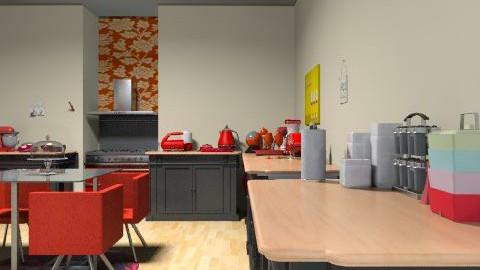 lauren - Glamour - Kitchen  - by user lol 33