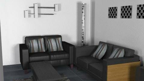 Claires Room 2 - Retro - Living room  - by antonycecco