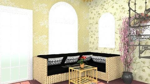 livingretro10 - Retro - Living room  - by reyfa farah nurwahidah