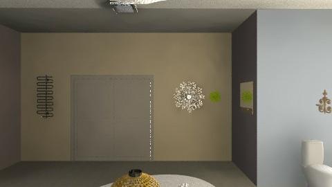 bathroom - Retro - Bathroom  - by lexy6277