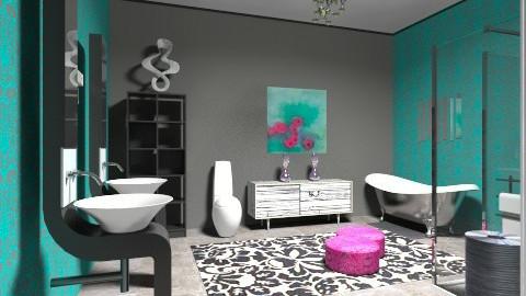 3lw - Glamour - Bathroom  - by mzalston