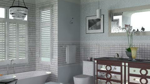 Family Home - Ensuite - Classic - Bathroom  - by LizyD