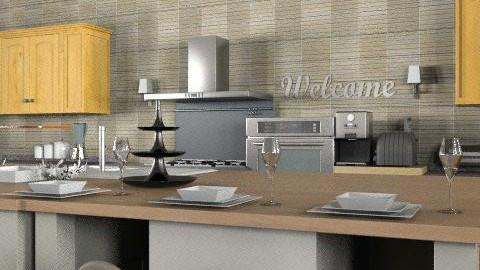 Diamond Kitchen - Classic - Kitchen  - by DiamondJ569