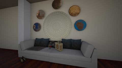 Daybed  - Minimal - by Ravina_9069