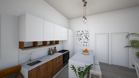 beach house 123456hh - Kitchen - by tonirsweet