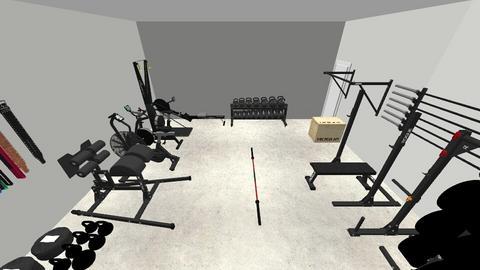 First Garage gym - by rogue_e3092e409119ff7afea10ca00b09d