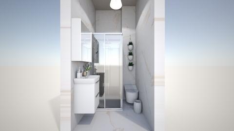 Meu Banheiro Apto - by jescaline95