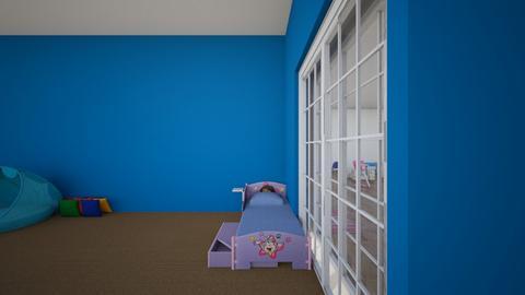 Nursery Boys Toy Rooms - Kids room  - by BrooklynnS
