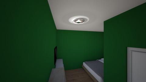 row house 2 - Bedroom - by lokneszikolbasz