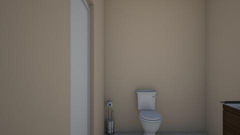 Tanaeja Riley 3A - Bathroom  - by shayden