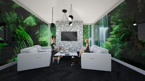 MainsonsLiving - Living room  - by xxxItsDesignerGirl