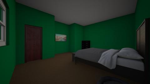 Owens Bedroom - Bedroom - by owenl2233