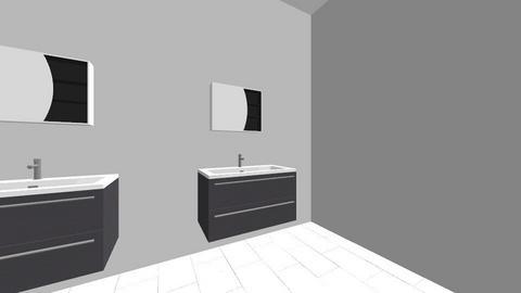 bathroom for spanish - Bathroom  - by ashleighblevins