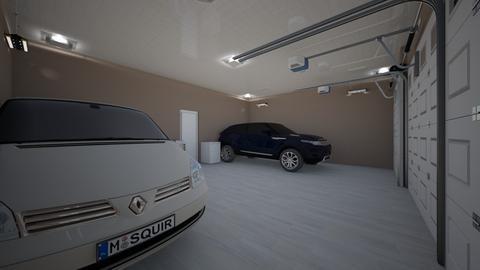garage - by Rose Furtaw