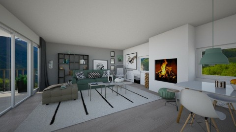 Apartment Redecoration - by Lot Parker