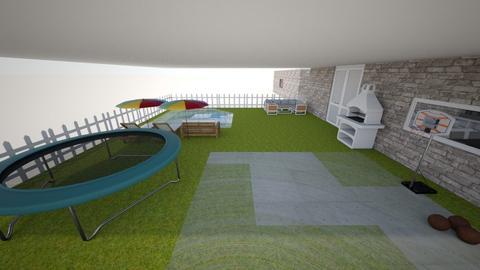 Casa dels meus somnis - Garden - by etelbruk