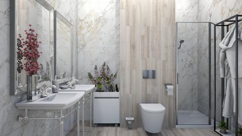 upsss - Bathroom  - by Lililu