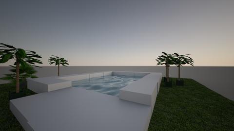 sweeming pool - Garden  - by decobiz