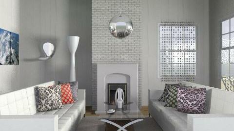 Simple living - Minimal - Living room  - by milyca8