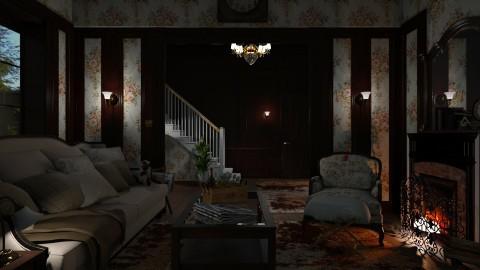 mogno - Classic - Living room  - by Brubs Schmitt