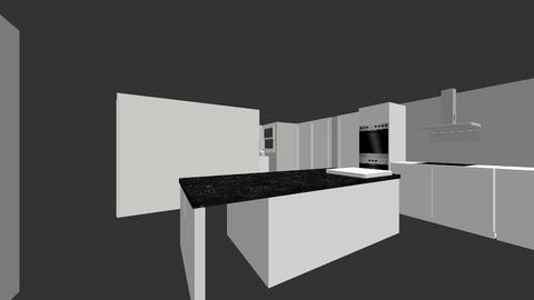 Bellaterra_Cucina_Proj4 - Kitchen  - by GianluEnza