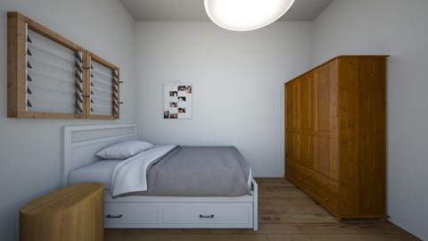 1 - Modern - Bedroom  - by someone2327
