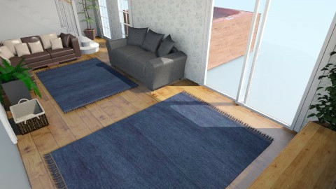 New Living Room 2014 - Country - Living room  - by neleha
