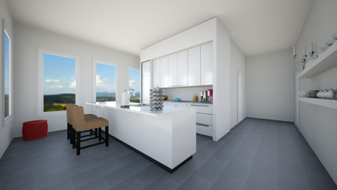 haus3 - Classic - Kitchen  - by Judith Maier_231