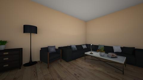 dream living room - Living room  - by Queen Panda18