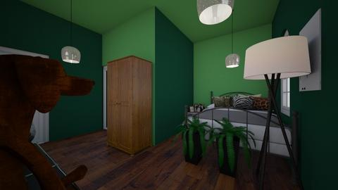 Franks room on Argo 2 - by pipermclean