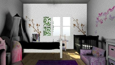 Girlz Only 1 - Bedroom - by sumz78