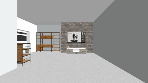 movie and reading room - Living room - by roomplanner18