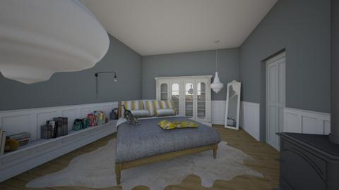 old town - Classic - Bedroom  - by kitty